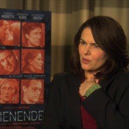 Barbara Auer über den Drehort - Interview Poster