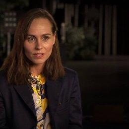 Tara Fitzgerald über die Sets - OV-Interview