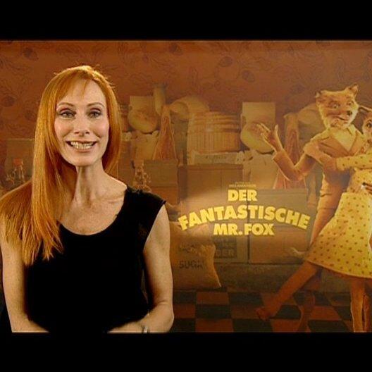 Andrea Sawatzki über eine schlaue Tat - Interview