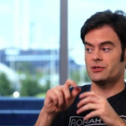 Bill Hader - Aaron - über Amys Lebenssituation - OV-Interview