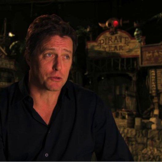 Hugh Grant über die Handlung - OV-Interview