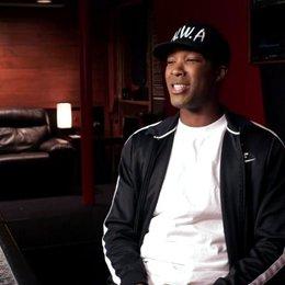 Corey Hawkins über die Aufnahmen der NWA Songs - OV-Interview