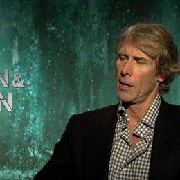 Michael Bay - Regisseur - über das Casting - OV-Interview Poster