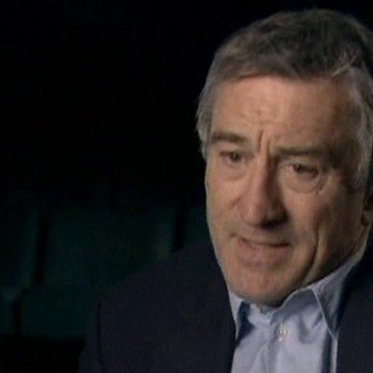 Interview mit Robert De Niro über seine Arbeit als Regisseur und die politische Lage damals und heute - OV-Interview