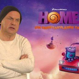 Uwe Ochsenknecht - Captain Smek - über das Synchronisieren II - Interview Poster