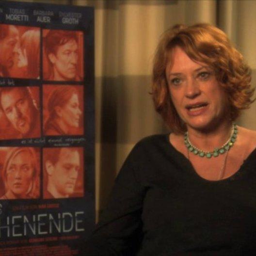 Nina Grosse über die Figuren 2 - Interview Poster