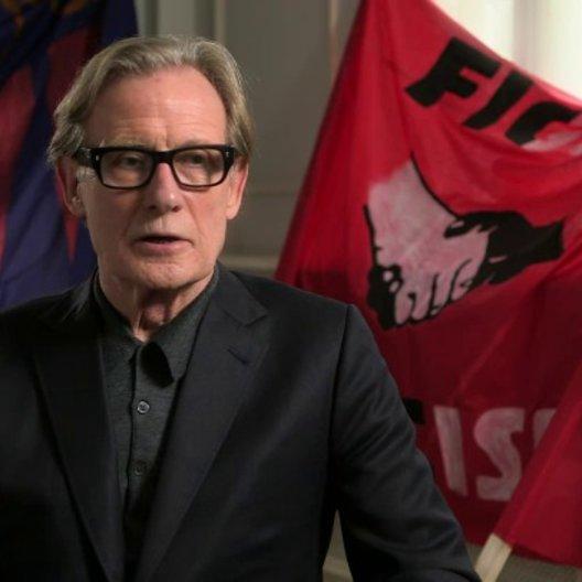 Bill Nighy - Cliff - über die Geschichte von Pride - OV-Interview