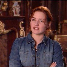 Kate Winslet (Rose) über die Romanze - OV-Interview