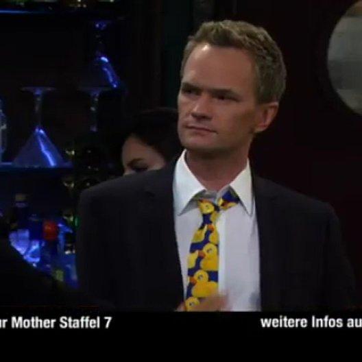 How I Met Your Mother - Season 07 (VoD-/DVD-Trailer) Poster