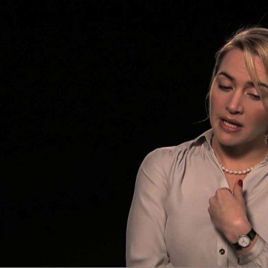 Kate Winslet über die Prämisse des Films - OV-Interview