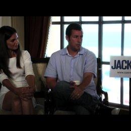 Katie Holmes und Adam Sandler über die Handlung - OV-Interview Poster