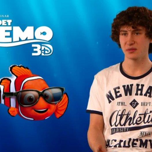 Domenic Redl - Synchronstimme Nemo - über seine Begegnung mit Erkan und Stefan bei der Premiere - Interview Poster