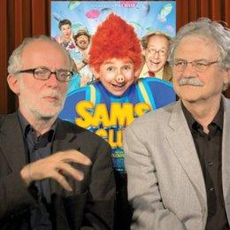 Paul Maar und Ulrich Limmer über die Zeitlosigkeit des Sams - Interview Poster