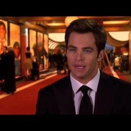 Chris Pine - FDR - über das, was der Zuschauer erwarten kann - OV-Interview Poster