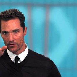 Matthew McConaughey - Ron Woodroof -  darüber, wie die HIV Infektion Ron beeinflusst - OV-Interview Poster