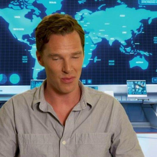 Benedict Cumberbatch über die Reaktion des Publikums - OV-Interview