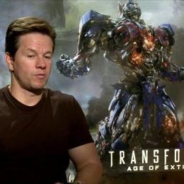 Mark Wahlberg - Cade Yeager - was er von dem Projekt mitnimmt - OV-Interview Poster