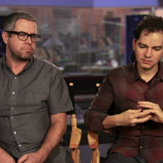 John Powell & Carlos Saldanha - Komponist & Regisseur - über die Emotionen in der Musik - OV-Interview