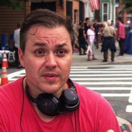 Theodore Melfi über die Story 2 - OV-Interview
