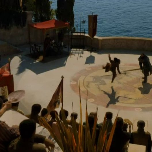 Game Of Thrones - Staffel 4 (BluRay-/DVD-Trailer) Poster