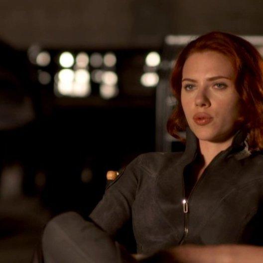Scarlett Johansson - Natasha Romanoff - Black Widow warum sie die Rolle Black Widow wieder spielt - OV-Interview
