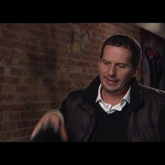 Christian (Regie) - Interview Poster