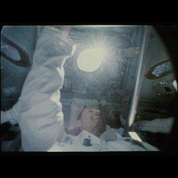 Start der Raumfähre APOLLO 18 zum Mond - Szene Poster