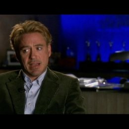 Interview mit Robert Downey Jr. (Kirk Lazarus) - OV-Interview Poster