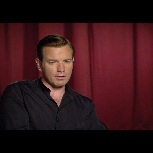 """Ewan McGregor (""""Camerlengo"""") über die Stimmung am Set - OV-Interview Poster"""