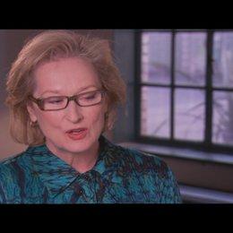 MERYL STREEP über die Herausforderung, Margaret Thatcher darzustellen - OV-Interview