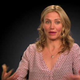 Cameron Diaz (Annie) über ihre Rolle - OV-Interview