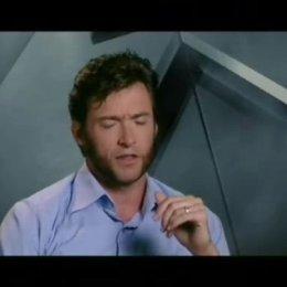 """Hugh Jackman (Logan/""""Wolverine"""") - Interview Poster"""