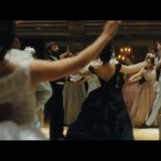 Anna und Wronsky tanzen - Szene Poster