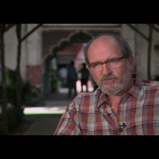 "Richard Jenkins (""Richard aus Texas"") über Regisseur Ryan Murphy - OV-Interview"