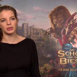 Yvonne Catterfeld - Prinzessin - über Regisseur Christophe Gans - Interview Poster