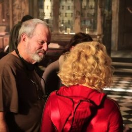 Terry Gilliam über die Besetzung - OV-Interview Poster