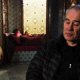 Sergei Bodrov über Jeff Bridges - OV-Interview