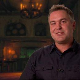CHRIS MILLER - Regisseur - über ANTONIO BANDERAS als Der Gestiefelte Kater - OV-Interview