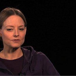 Jodie Foster über räumliche Beschränkung - OV-Interview