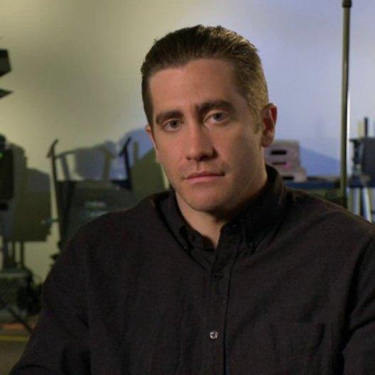 Jake Gyllenhaal über die Vorbereitung auf den Dreh - OV-Interview Poster