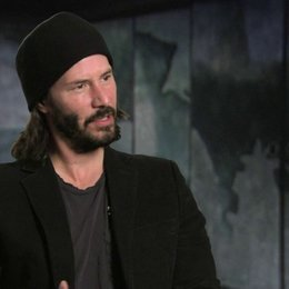 Keanu Reeves über Ko Shibasaki - OV-Interview