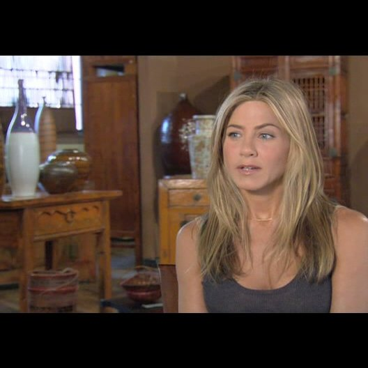 Jennifer Aniston (Nicole Hurley) über ihre Motivation an diesem Film mitzuarbeiten - OV-Interview Poster