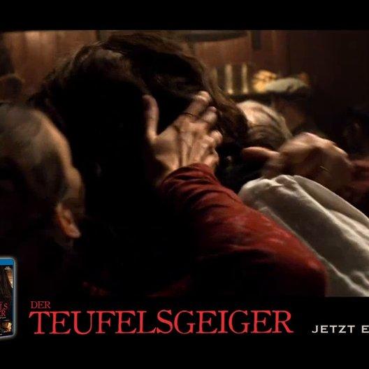 Der Teufelsgeiger (VoD-/BluRay-/DVD-Trailer) Poster