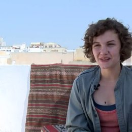 Valeria Eisenbart - George - darüber wie sich ihre Rolle George im vierten Teil entwickelt hat - Interview Poster