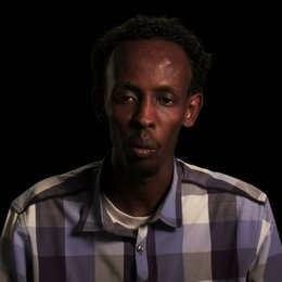 Barkhad Abdi - Muse - über das Mitgefühl mit den Piraten - OV-Interview Poster