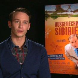 Vladimir Burlakov über seine Rolle - Interview Poster