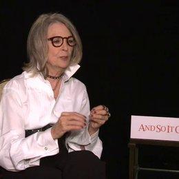 Diane Keaton - Leah - über das Singen im Film und die Bedeutung von Musik - OV-Interview Poster