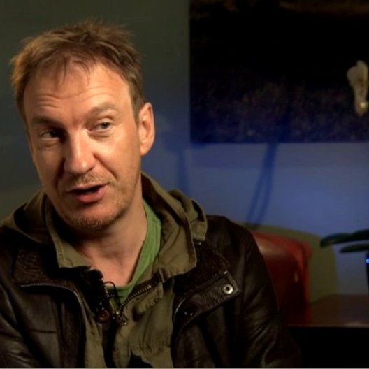 David Thewlis (Lyons) über seine Rolle Lyons - OV-Interview