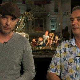 Chris Butler und Sam Fell über das, was den Zuschauer erwartet - OV-Interview Poster