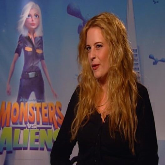 Diana Amft / über 3D - Interview